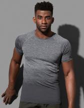 Seamless Raglan Flow T-Shirt